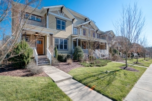 End Unit luxury Townhome