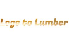 Logo Design Logs to Lumber