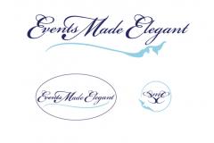 Logo Events Made Elegant