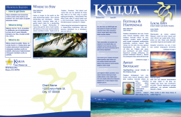News Letter Front Cover and Back Cover